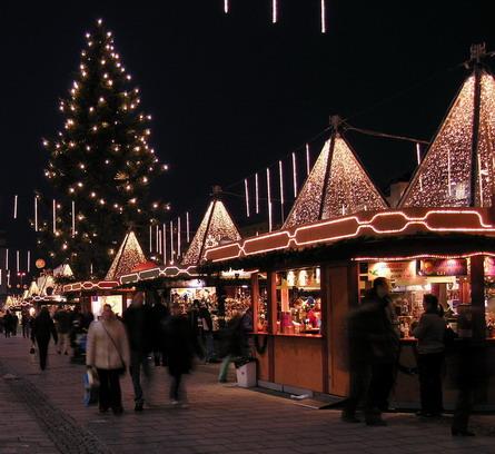 Weihnachtsmarkt Wien Eröffnung.Christkindlmarkt Linz Linzer Christkindl Und Weihnachtsmärkte