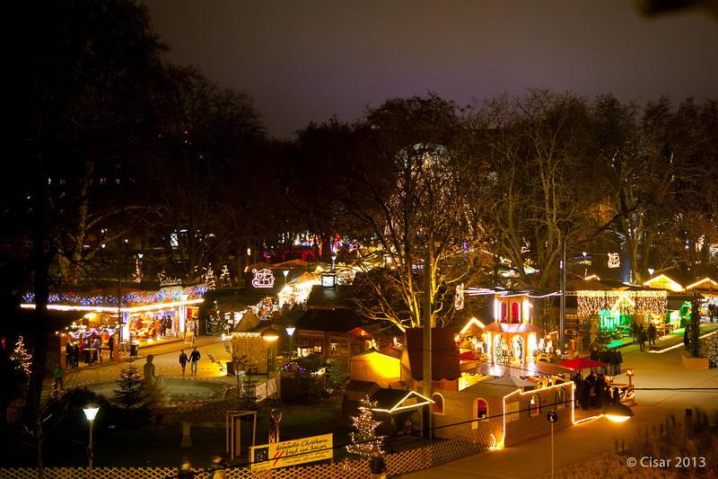 öffnungszeiten Weihnachtsmarkt.Linzer Volksgarten Linzer Christkindl Und Weihnachtsmärkte